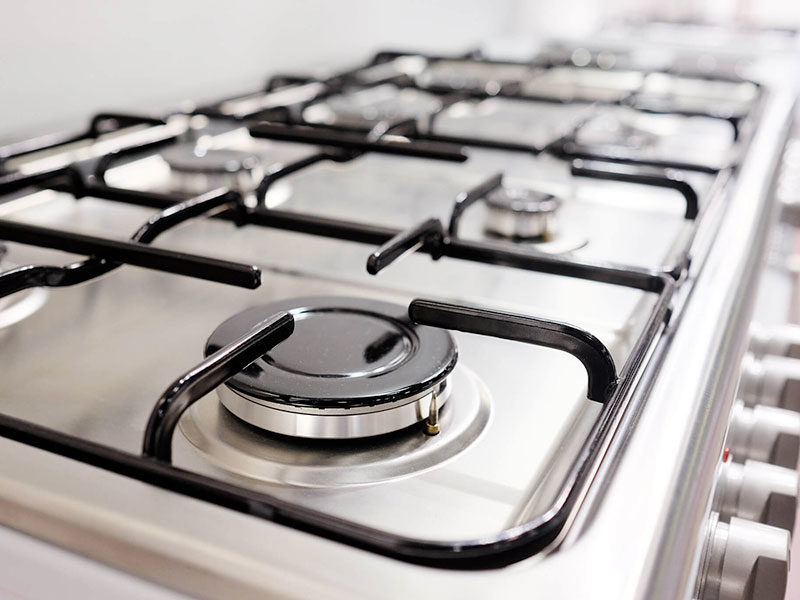 Assistenza di cucine a gas a Milano